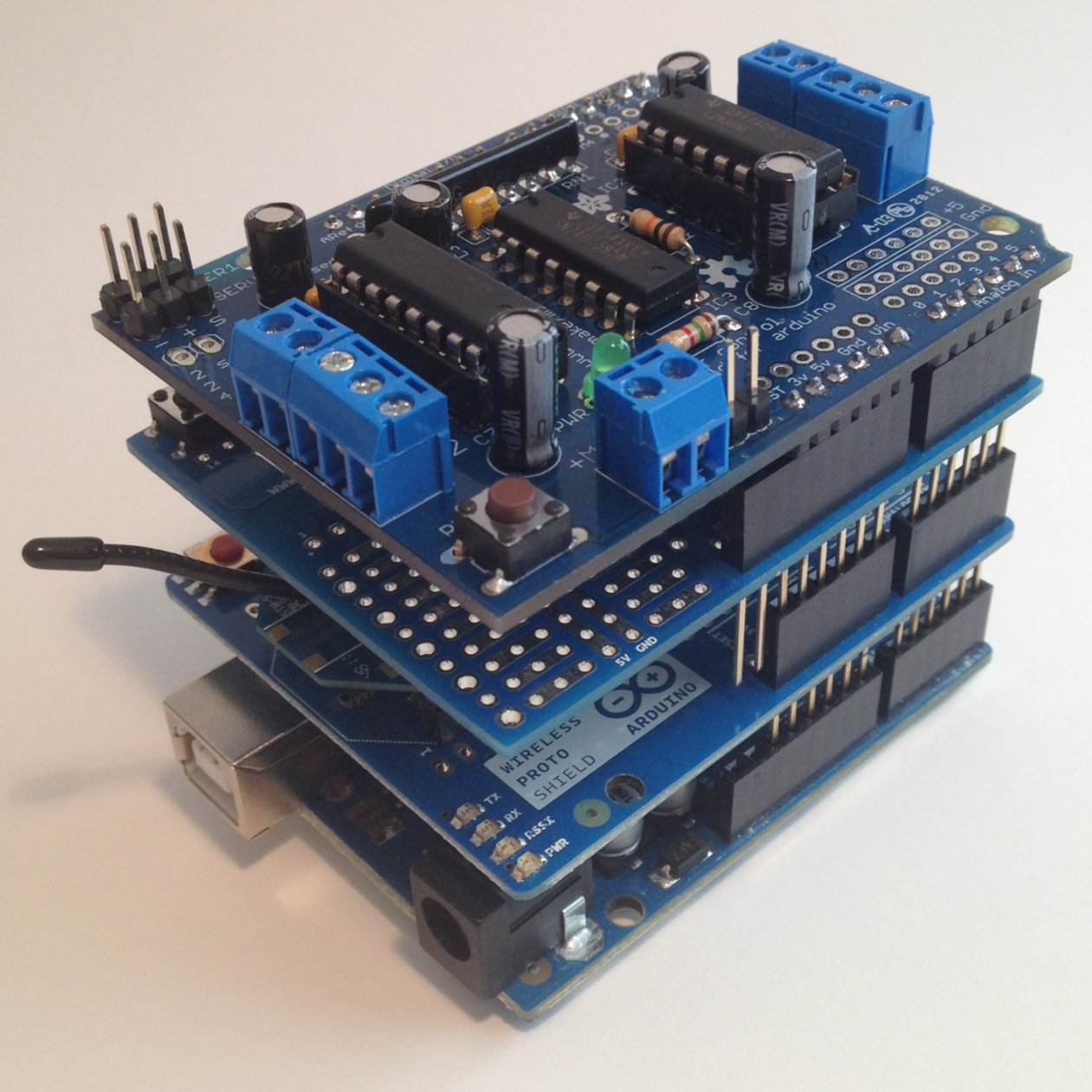 Creating An Arduino Based Battery Box Temperature